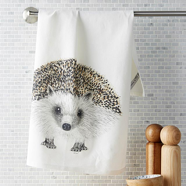 little-hedgehog-tea-towel