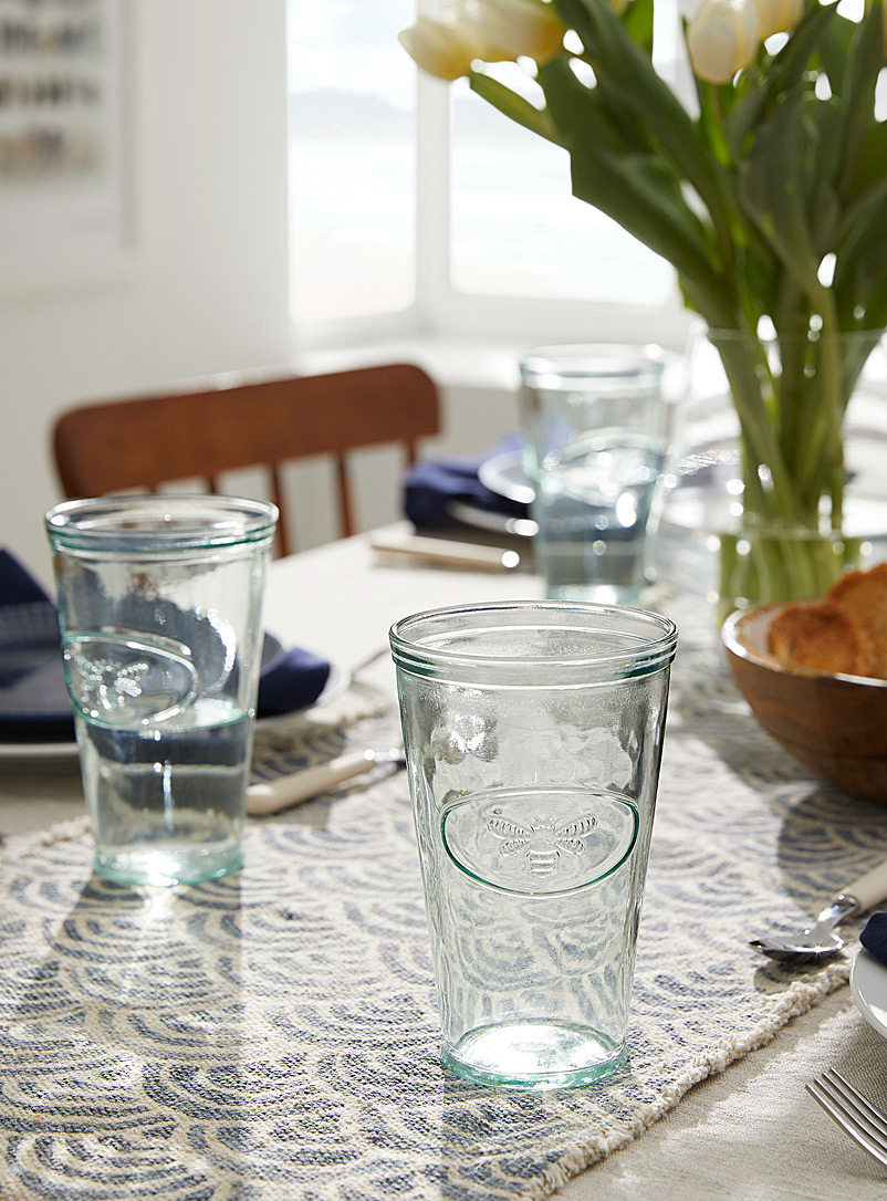 Simons Maison Assorted Foraging glass