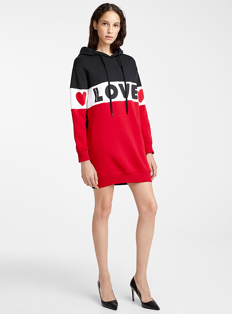 love-sweatshirt-dress