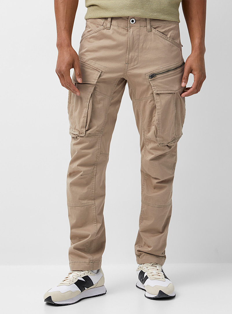 G-Star Raw Grey Rovic 3D cargo pant  Skinny fit for men
