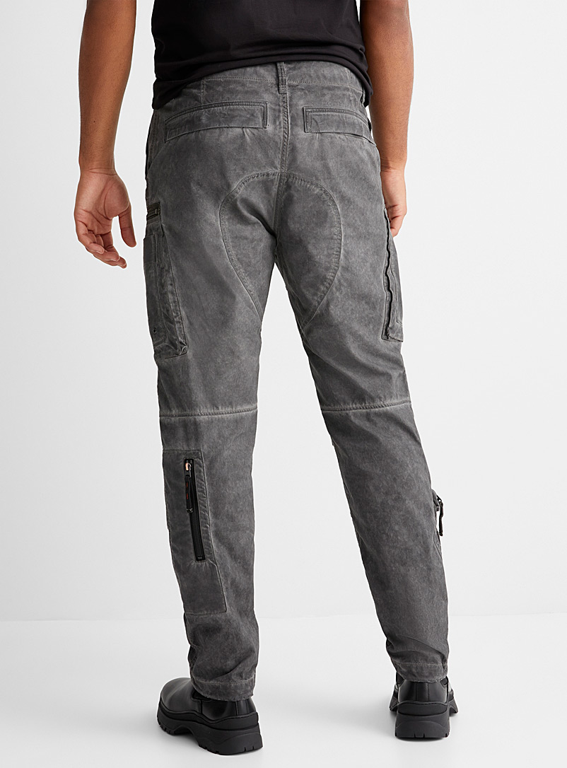 G-Star Raw Black Arris faded pant  Straight, slim fit for men