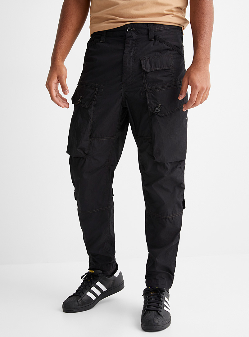 Jungle cargo pant  Straight, slim fit
