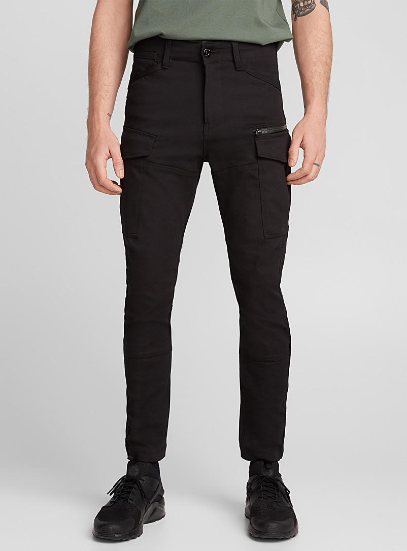 9d342a22f8 Rovic black cargo jean Skinny fit | G-Star Raw | Shop Men's Skinny & Super Skinny  Jeans Online | Simons