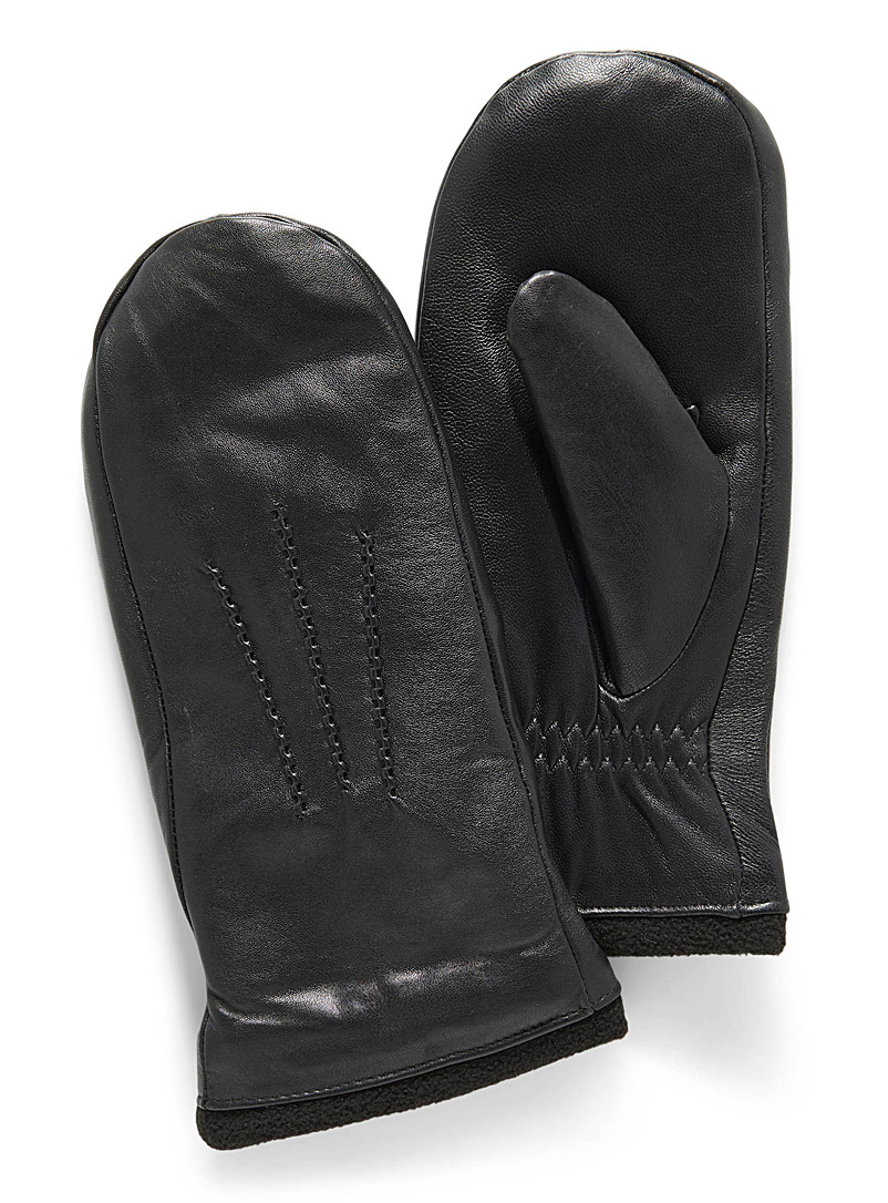 topstitch-leather-mittens