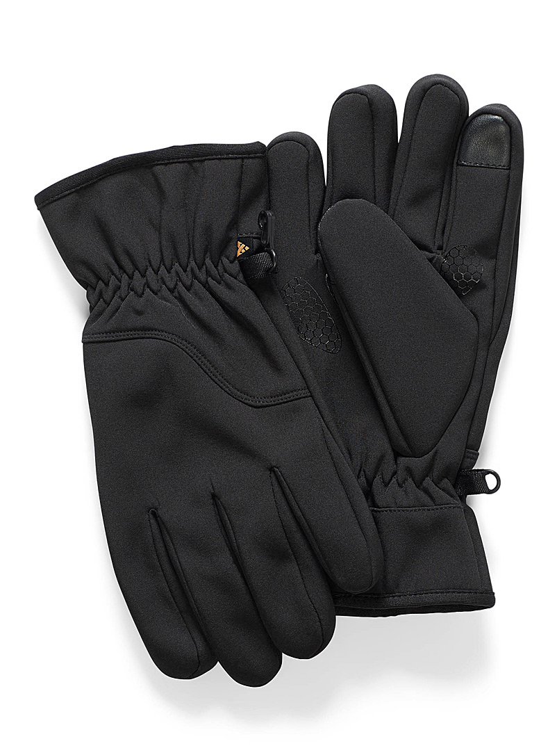 Sporty tech gloves