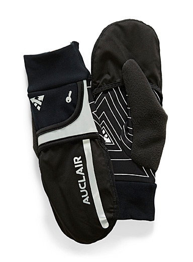 Impulse hybrid running gloves