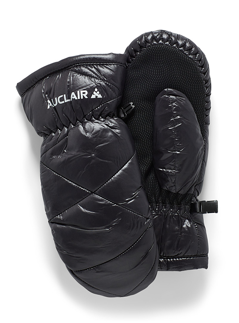 Sugarloaf quilted nylon mittens