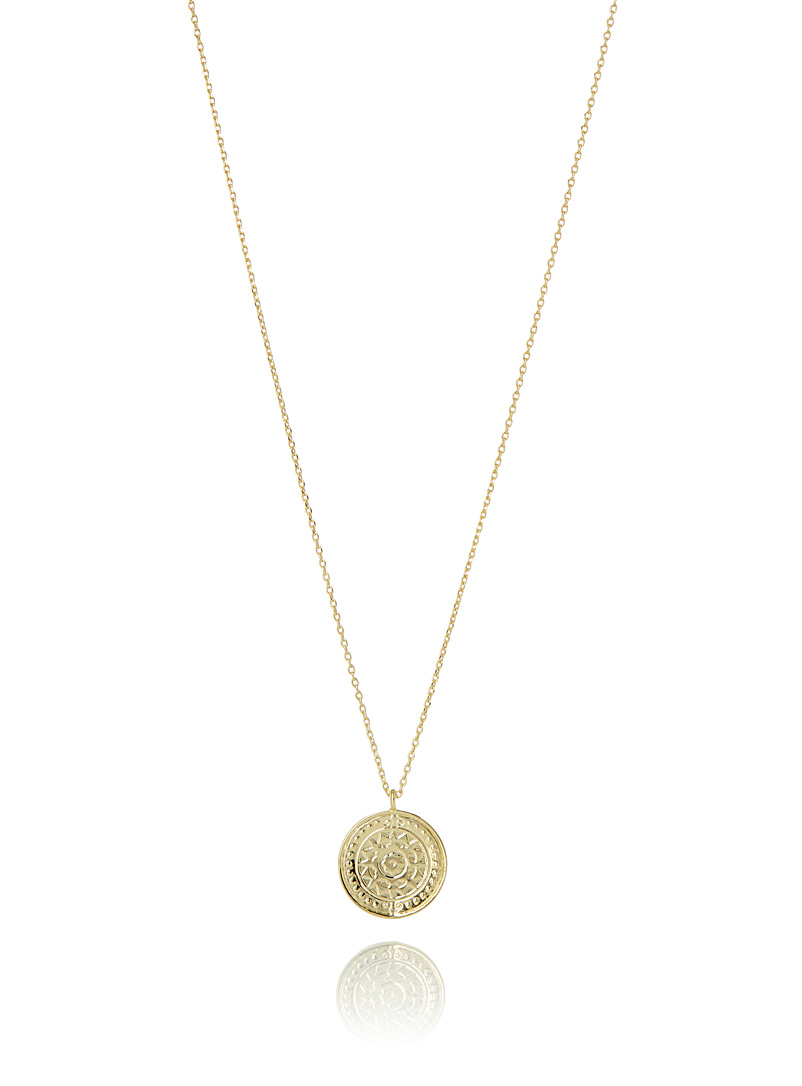 patterned-coin-necklace