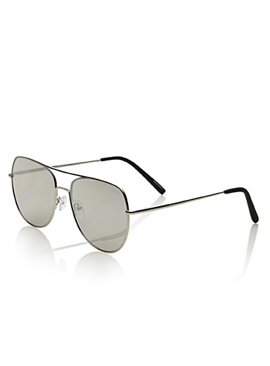 Living Large aviator sunglasses