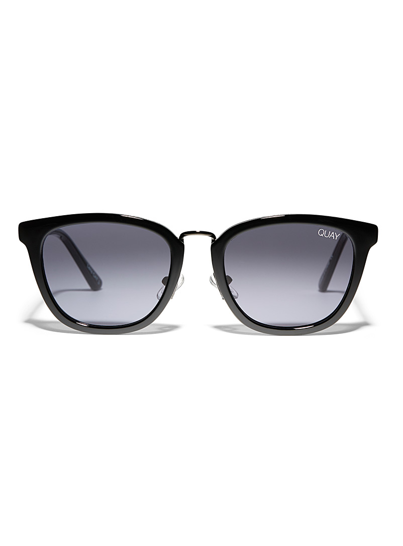 Run Around sunglasses - Square - Black