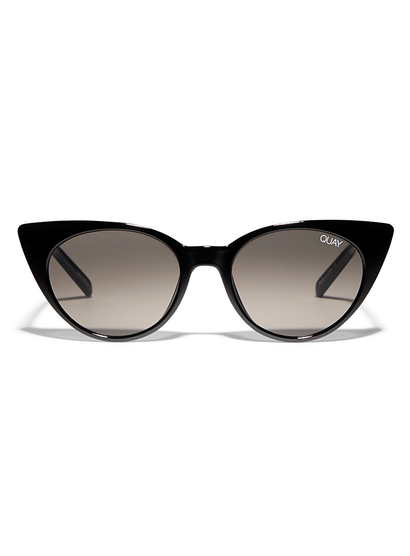 Aphrodite cat-eye sunglasses - Cat Eye - Black