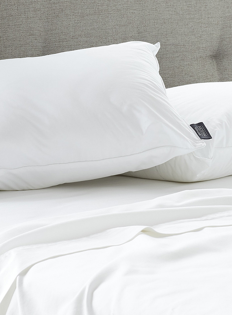 Soft Sonatine pillow  Hypoallergenic synthetic - Pillows & Pillow covers - White