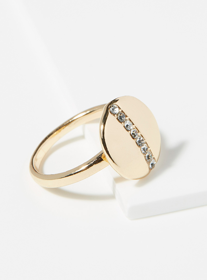 Bright line ring - Rings - Assorted