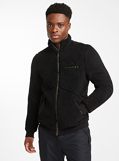 La veste façon mouton Diamond Thermal FZ