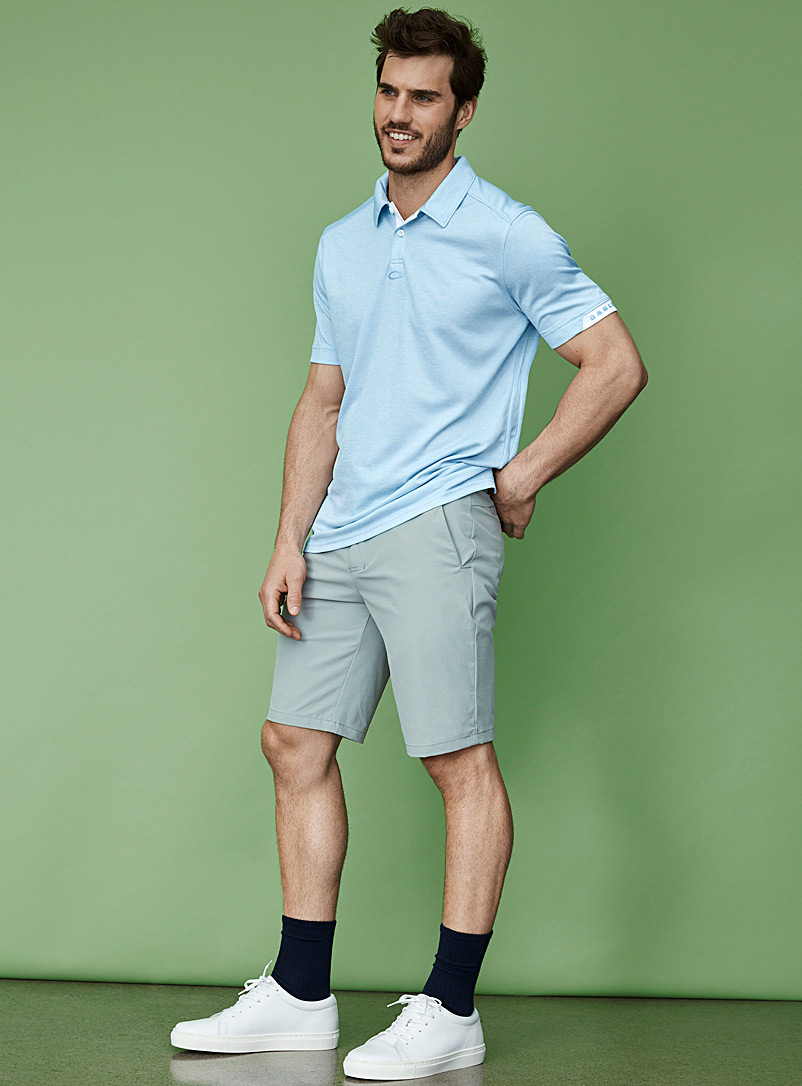 Oakley Grey Take Pro 3.0 stretch short for men