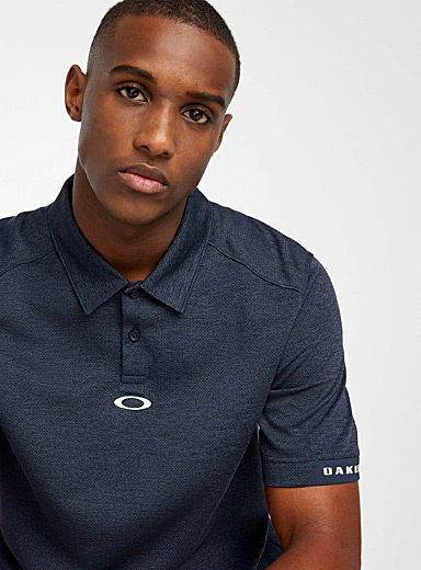 Ellipse micro-perforated polo