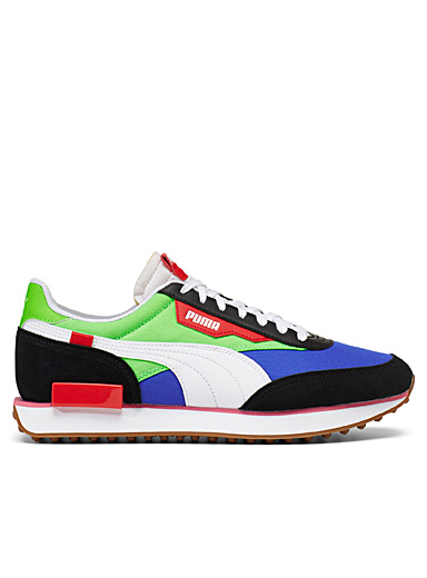 Puma Assorted Future Rider Play On sneakers  Men for men