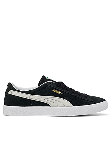 Vintage suede XXI sneakers Men