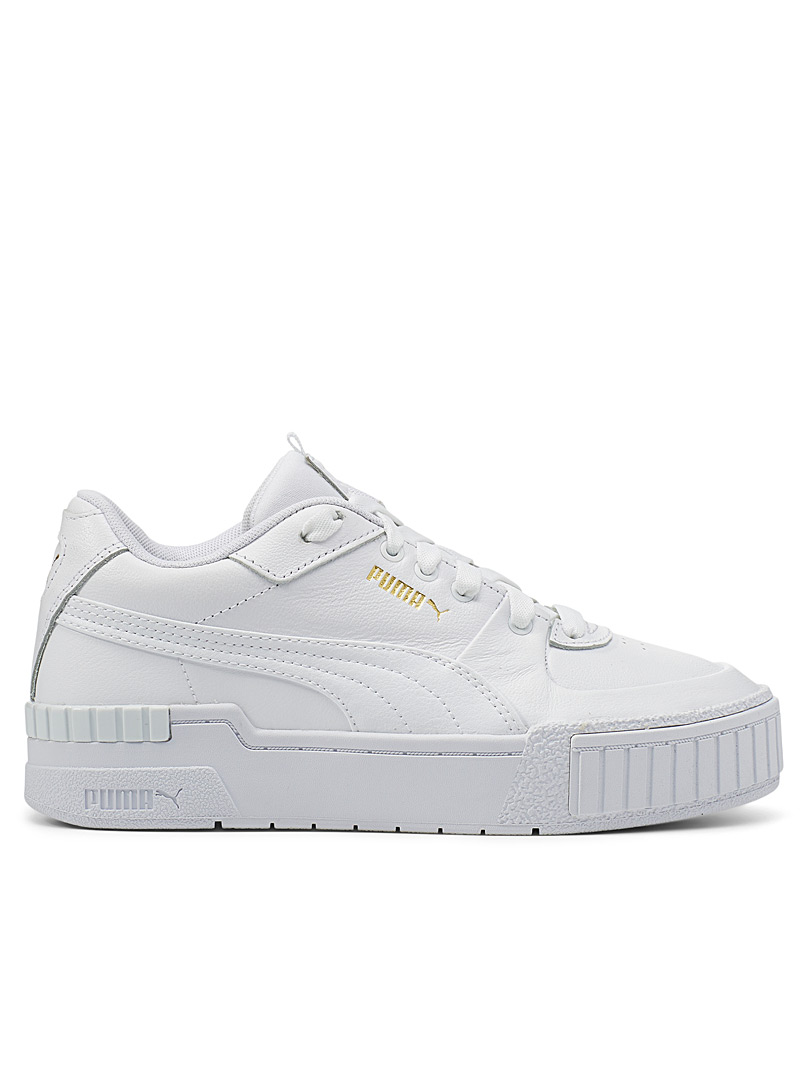 Puma White Cali Sport sneaker Women for women