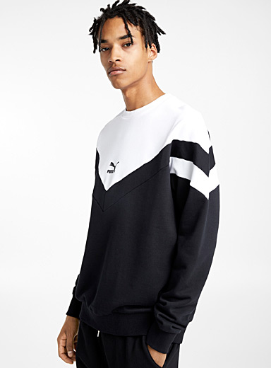 Minimalist athletic sweatshirt