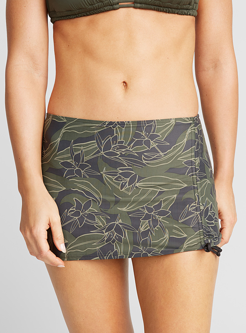 tropical-jungle-draped-side-2-in-1-skirt