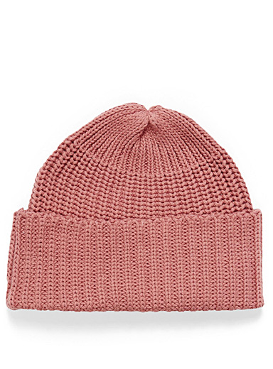 Giant cuffed tuque
