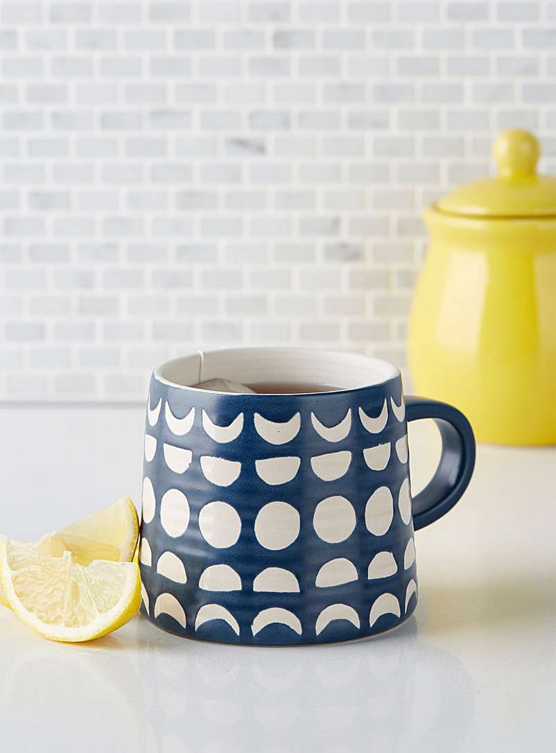 Moon crescents mug - Dinnerware & Utensils