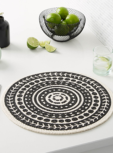 Grand Canyon braided placemat