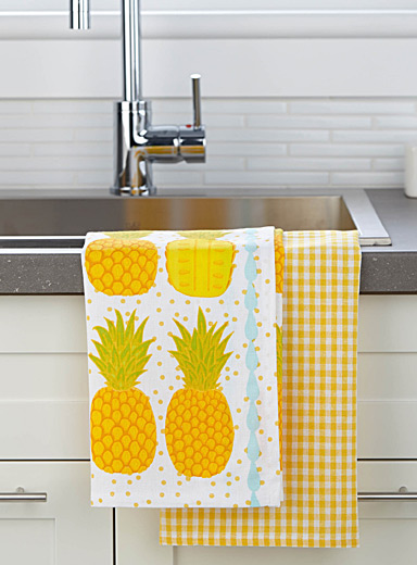 Tropical punch towels <br>Set of 2