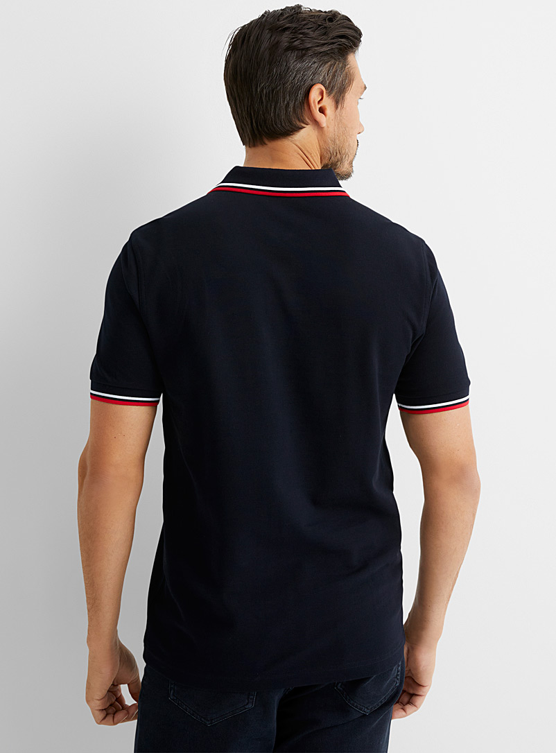 Fred Perry: Le polo emblème Perry Marine pour homme