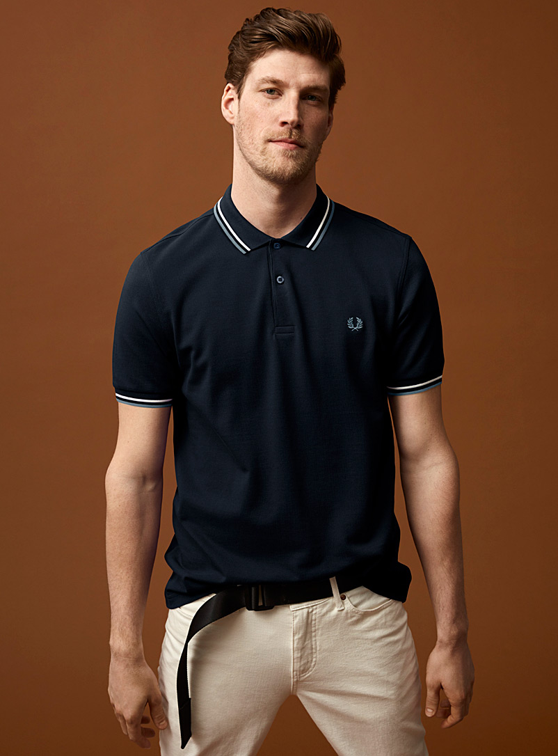 Perry logo polo