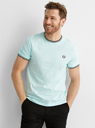 Sporty accent T-shirt