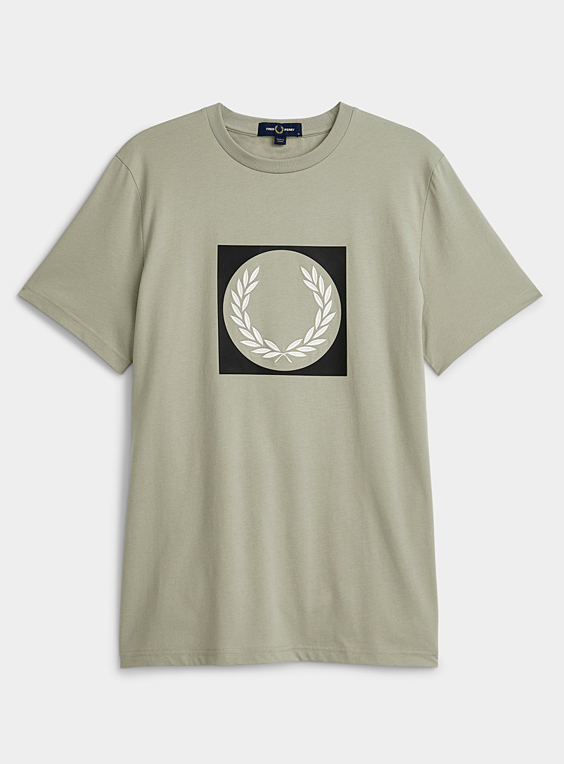 Embroidered crown T-shirt