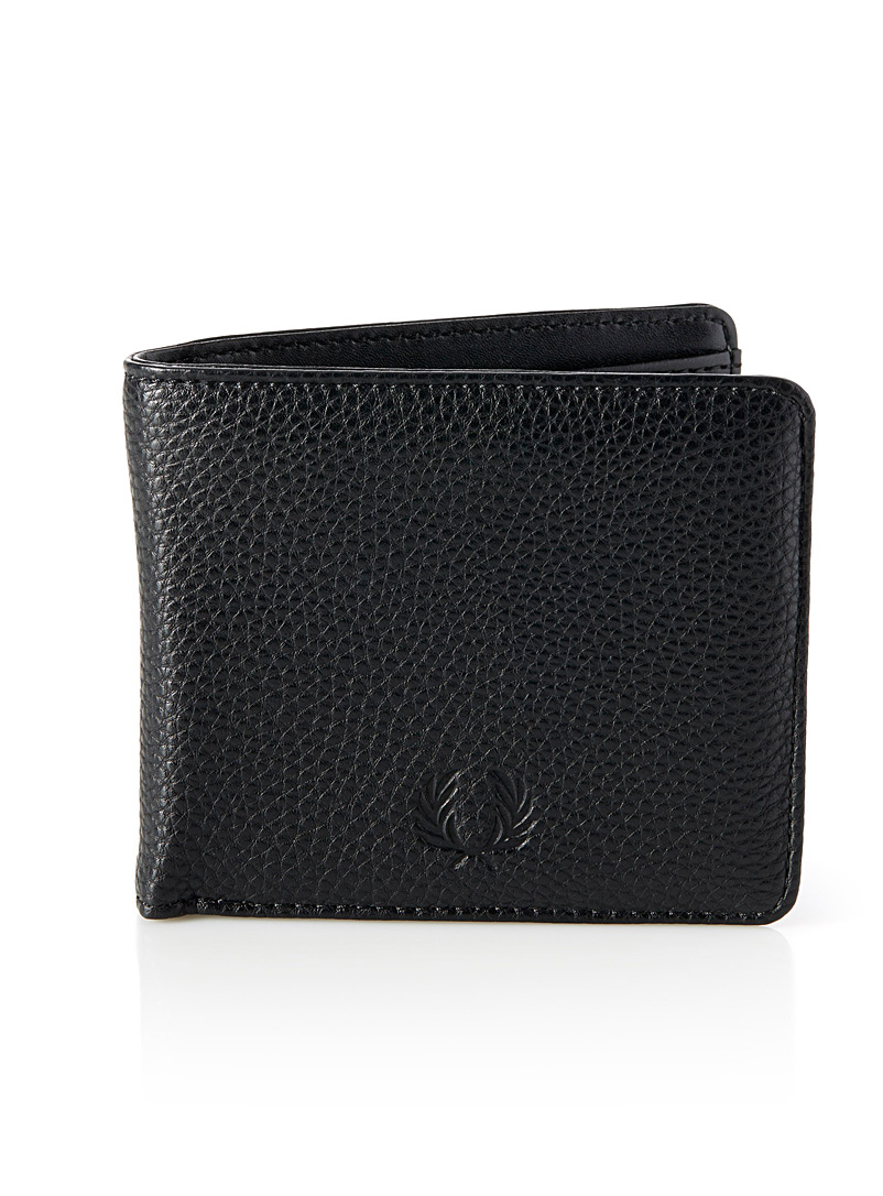 grained-faux-leather-wallet