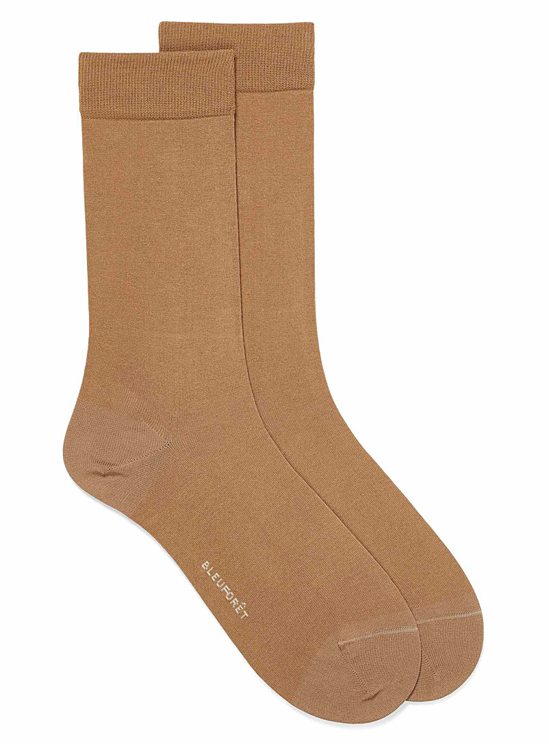 Seamless Egyptian cotton socks