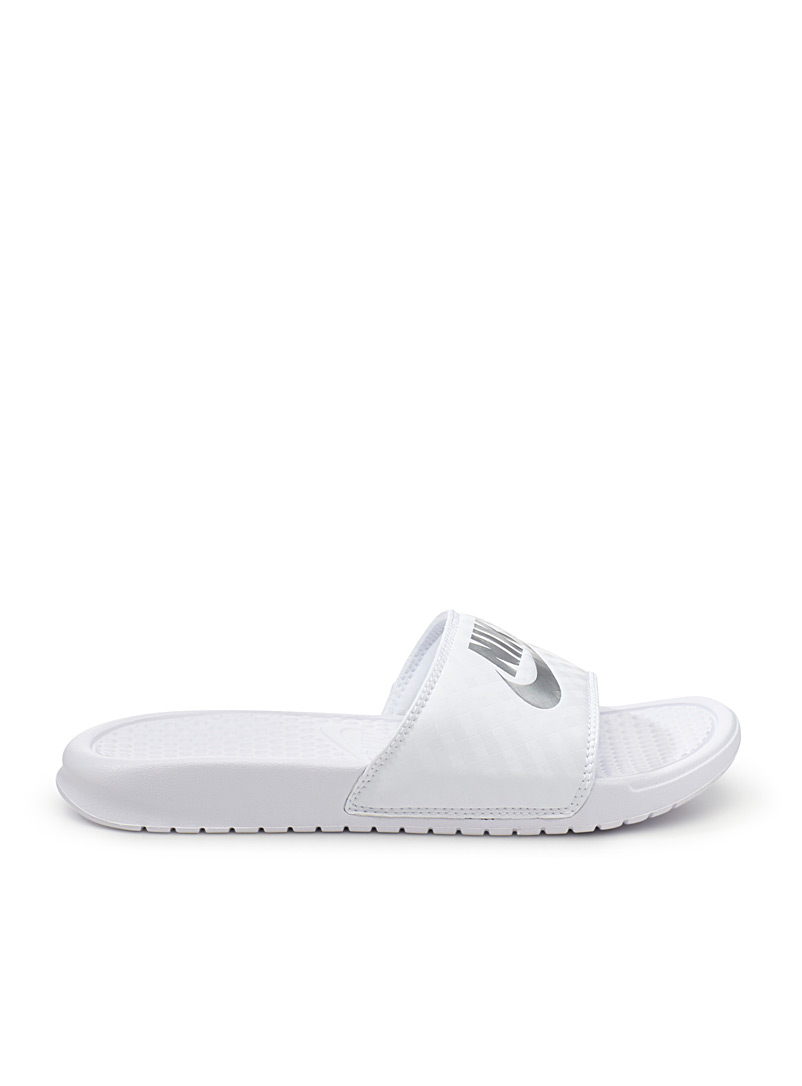 Benassi slides  Women - Sandals - White