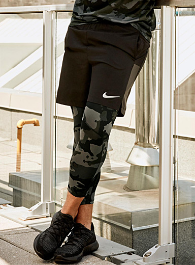 Camo compression legging