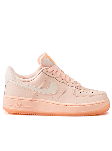 Air Force 1 '07 peach sneakers  Women