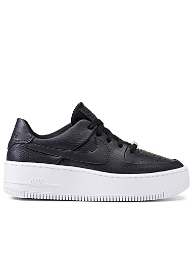 Le sneaker plateforme Air Force 1 Sage Low  Femme
