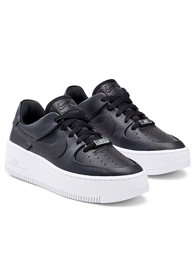 Nike Tan Air Force 1 Sage Low platform sneakers  Women for women