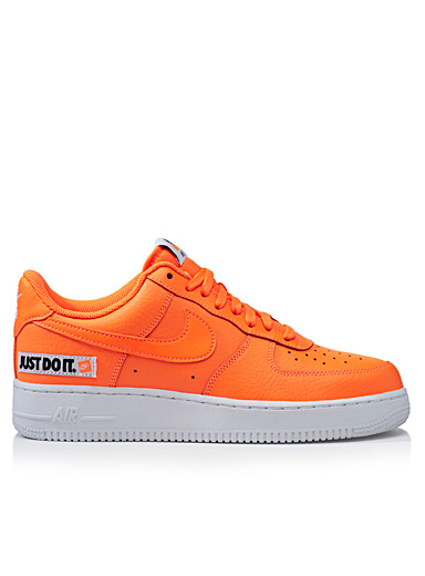 Air Force 1 '07 LV8 JDI neon sneakers  Men