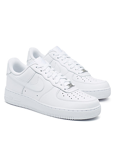 Nike White Air Force 1 '07 sneakers  Men for men