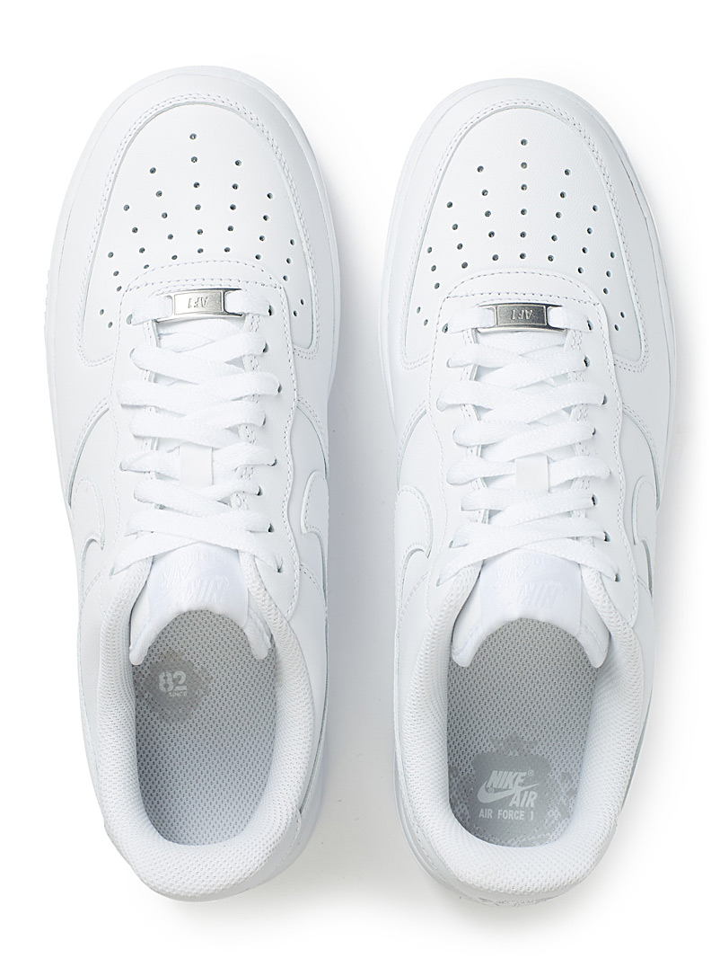 Le sneaker Air Force 1 '07  Homme - Sneakers - Blanc