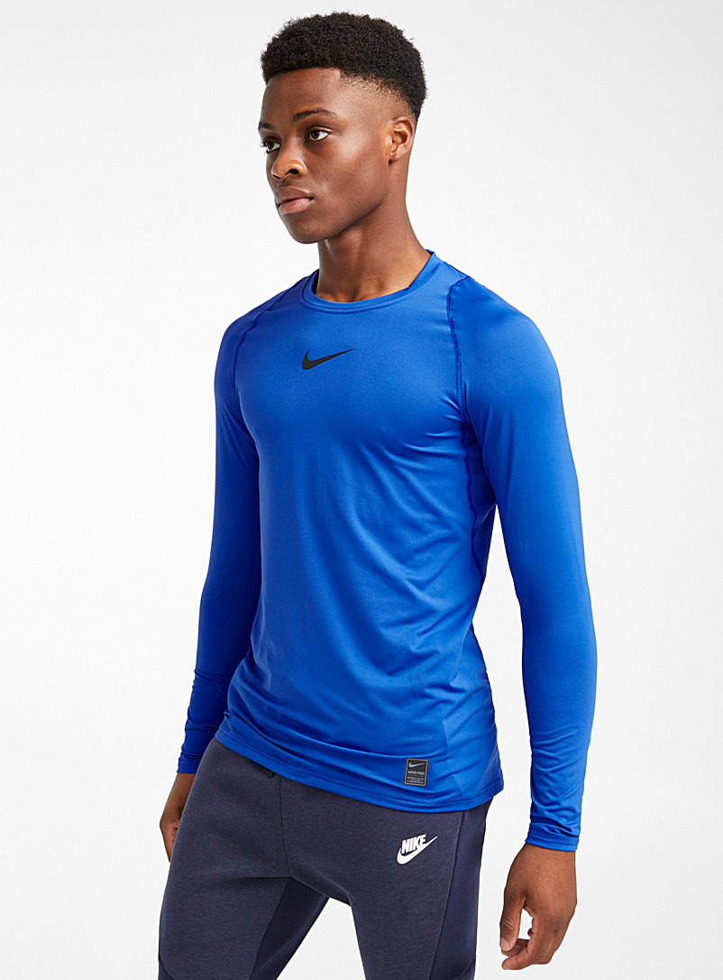 Le t-shirt Top Fitted - T-shirts - Bleu