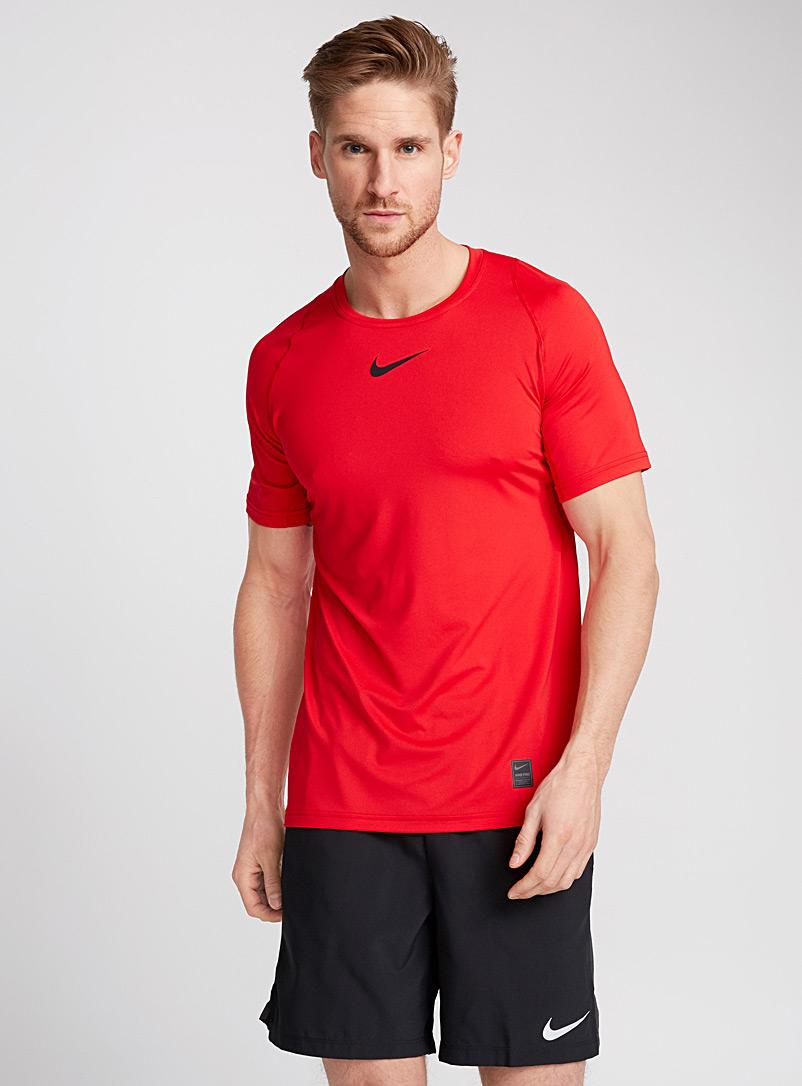 nike-pro-fitted-tee
