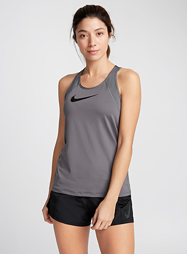 Nike Pro perforated microfibre tank