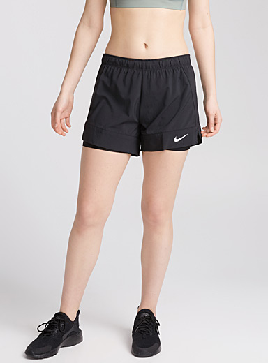 2-in-1 Flex shorts
