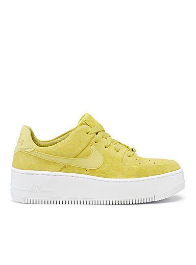 Le sneaker Air Force 1 Sage Low  Femme