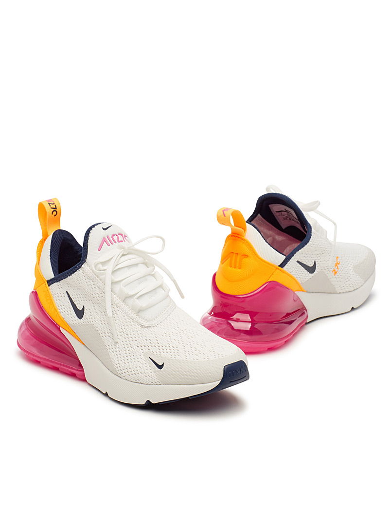 Magenta Air Max 270 sneakers  Women - Sneakers