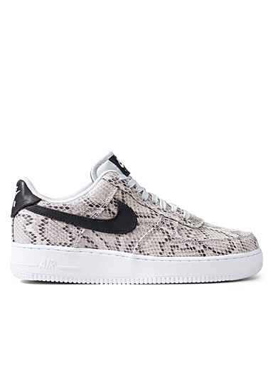 Air Force 1 '07 Premium snakeskin sneakers <br>Men